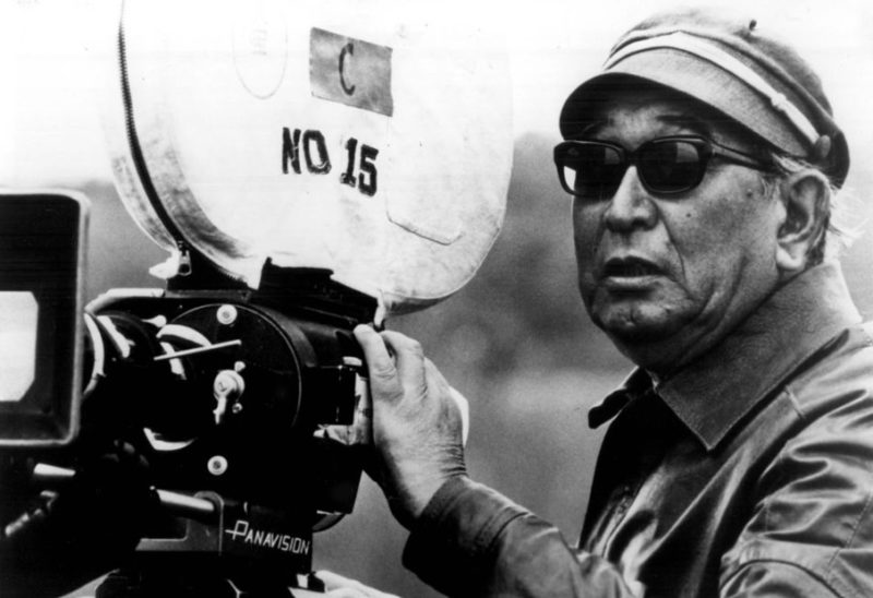 """Akira Kurosawa behind the camera. A condemned thief is rescued from the gallows to impersonate a powerful warlord in 20th Century-Fox's """"Kagemusha,"""" an epic saga of feudal conflict in medieval Japan, directed by Japan's most celebrated filmmaker, Akira Kurosawa."""